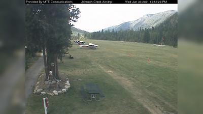 See Valley: Johnson Creek - Airport Live Webcam & Weather ...