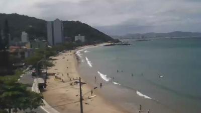 Webkamera Cabeçudas: Praia de