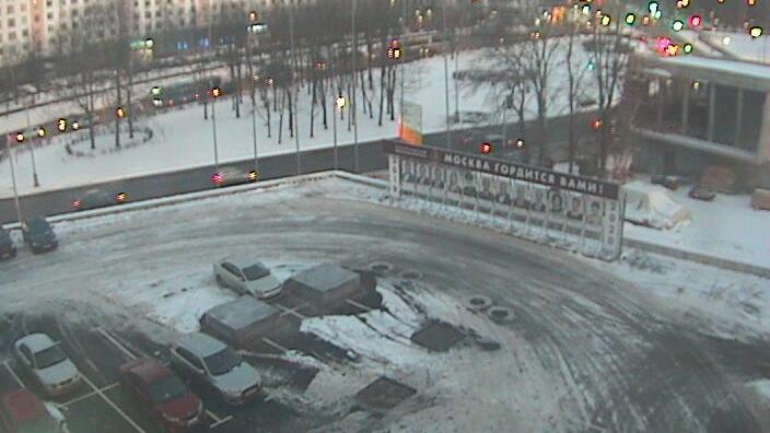 Webcam Zelenograd: Веб-камера Зеленограда: Центральный пр