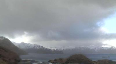 Webkamera Dutch Harbor › North-West: Dutch Haystack − NorthW
