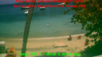 Daylight webcam view from Nazareth: Aqua Action Dive & Watersport Center