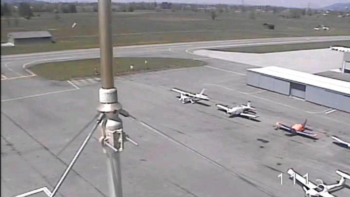 Webcam Oberklien: Flugplatz Hohenems Hänger