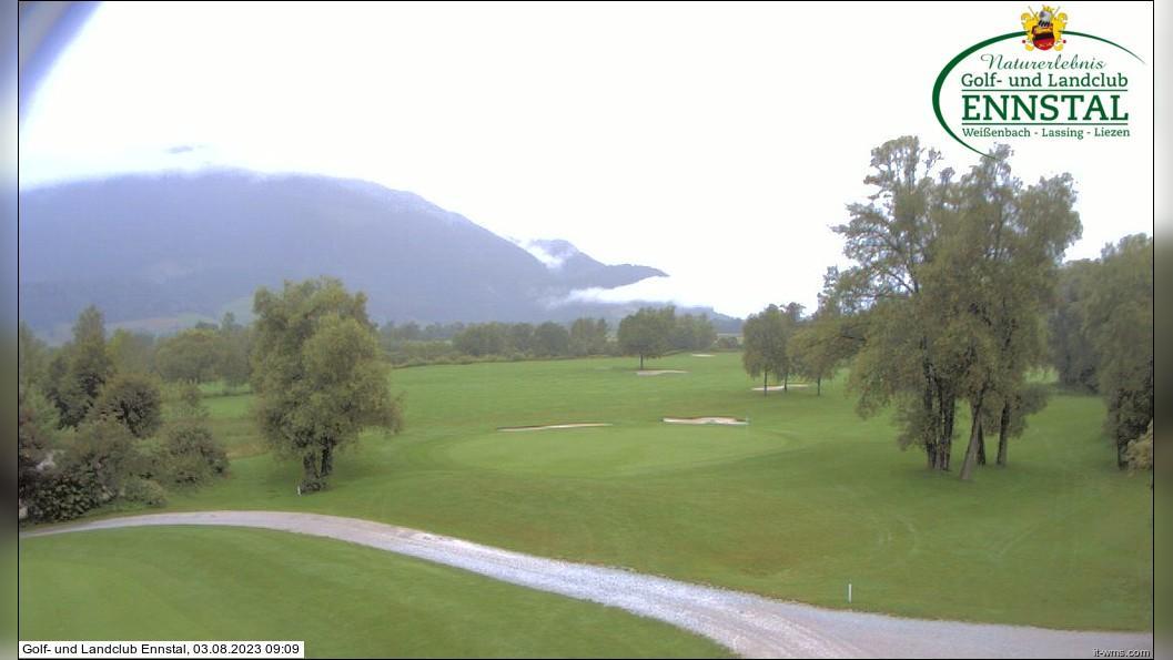 Webcam Döllach: des Golf- und Landclub Ennstal
