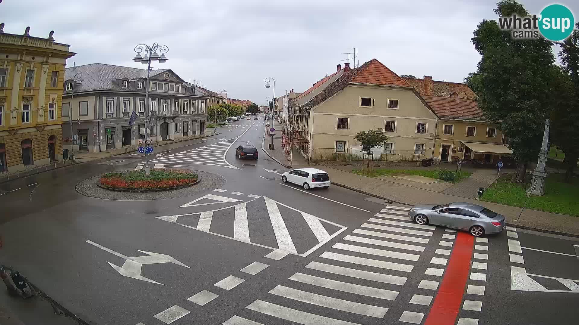 Webcam Karlovac: Square Petar Zrinski
