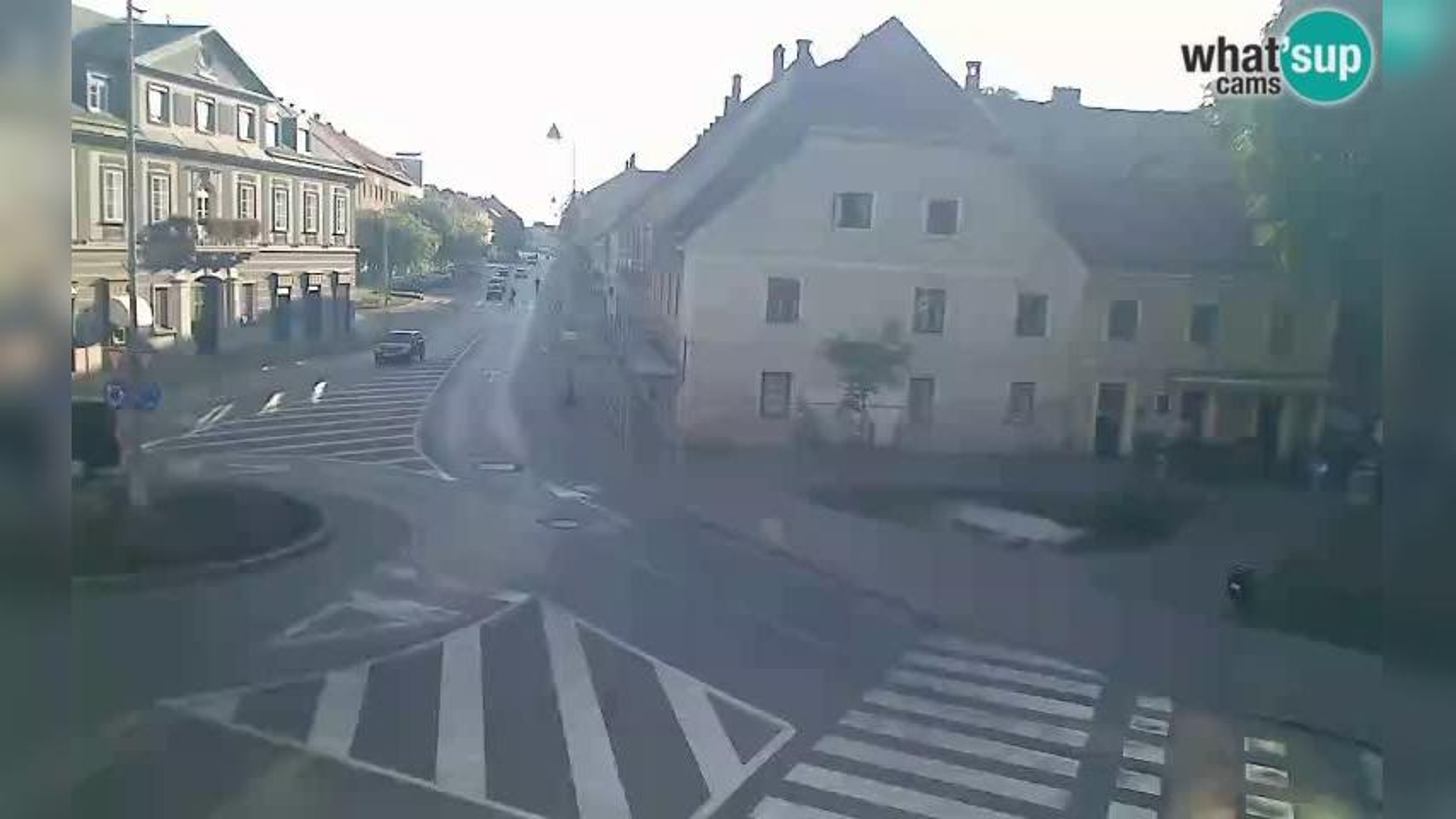 Webkamera Karlovac: Square Petar Zrinski