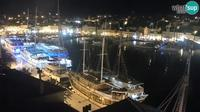 Artatore: Mali Losinj - marine, View from the Apoksiomen Museum - Aktuell