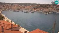 Artatore: Mali Losinj - marine, View from the Apoksiomen Museum - Overdag