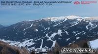 Bad Kleinkirchheim: Nockalm - Blick auf Panoramaabfahrt/Priedr�f - Recent