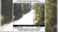 O'Brien: US at South of Oregon State Line - El día