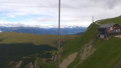 Selva - Wolkenstein - Selva di Val Gardena: Trentino - Alto Adige - Seceda panomax-hd
