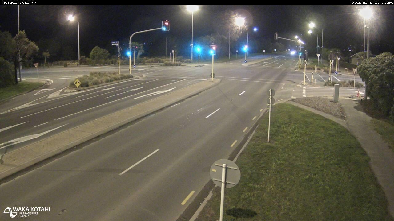 Webkamera Aranui › South: SH74 Bexley, Christchurch