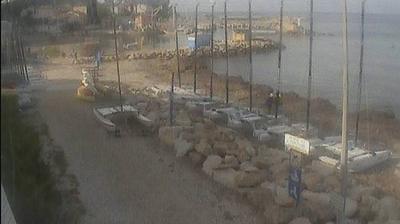 Gambar mini Webcam Saint-Mandrier-sur-Mer pada 2:54, Jan 21