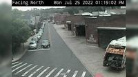 Tompkinsville: Victory Blvd @ Jersey Street - Day time