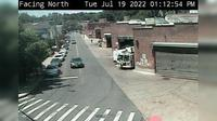 Tompkinsville: Victory Blvd @ Jersey Street - Jour