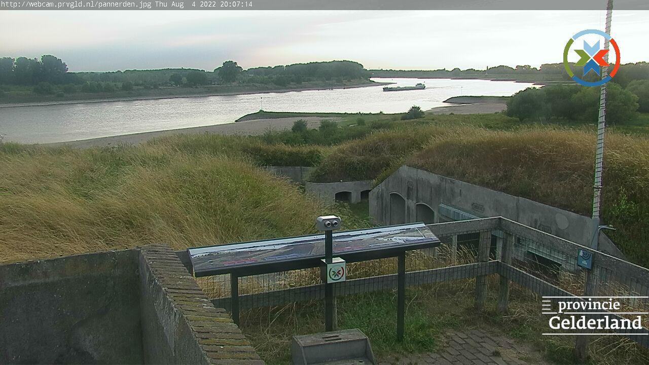 Webcam Pannerden: Fort Pannerden