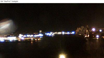 Vignette de Ventspils webcam à 3:29, mars 1