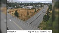 Bainbridge Island: SR  at MP .: Loxie Eagans Blvd - Day time