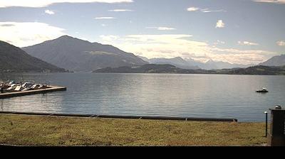 Daylight webcam view from Zug: Hafen