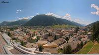 Davos: � Panorama mit Jakobshorn - Day time