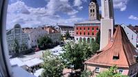 Erding: Schrannenplatz - El día