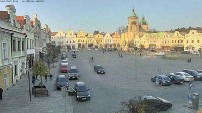 Webkamera Havlíčkův Brod