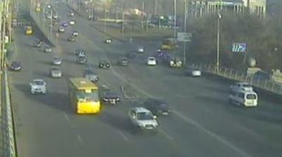 Webkamera Kiev: Druzhby narodov prospekt