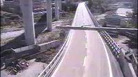 Genoa: A - Bolzaneto (km .) - El día
