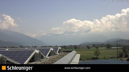 Thun: Schleuniger