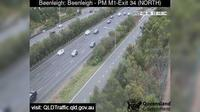 Logandale: Beenleigh - Pacific Motorway M - Exit  (North West) - El día