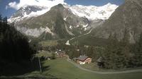 La Fouly: Glacier de l'A Neuve - Mont Dolent - Mont Blanc massif - Current