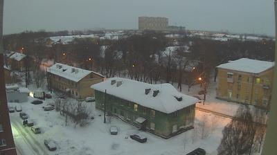 Vista actual o última desde Samara: ЖК Династия