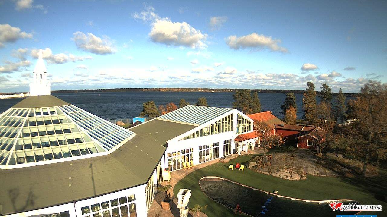 Webcam Västervik: Resort, Lysingsbadet