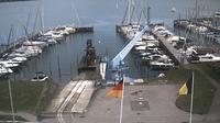 Wallhausen: Hafen Konstanz - Bodensee - Dia
