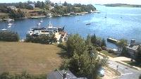 Enon: Chester Village (East View) - Tancook Ferry Wharf - Day time