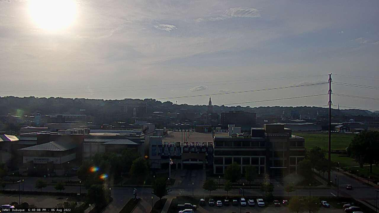 Webcam Cathedral Square: Dubuque