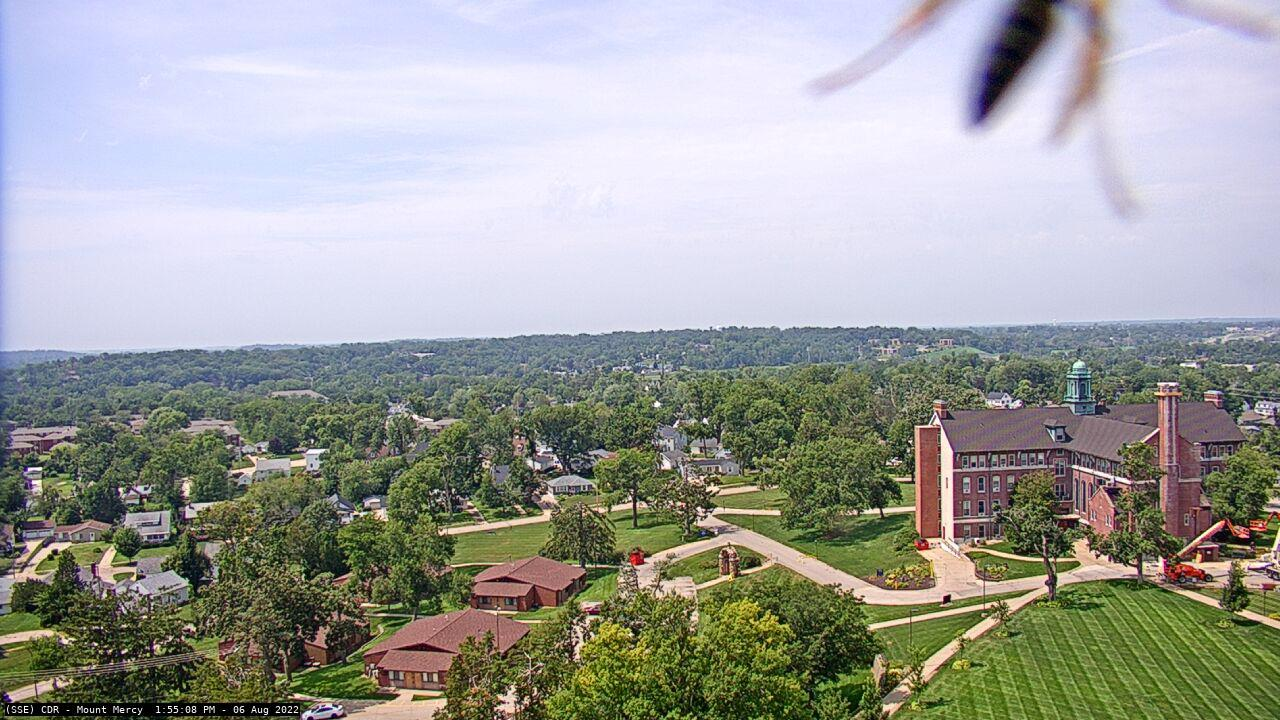 Webcam Griffith: Iowa − Mount Mercy