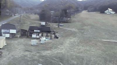 Vue actuelle ou dernière à partir de 小日向: Minakami − Hodaigi Ski Resort