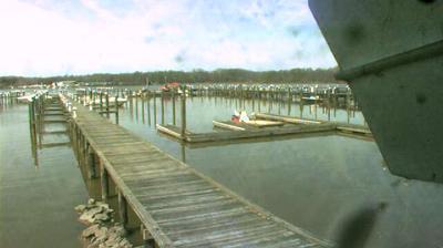 Webkamera Colonial Acres: Elkton − Marina