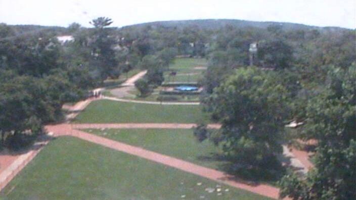 Webcam Newark: University