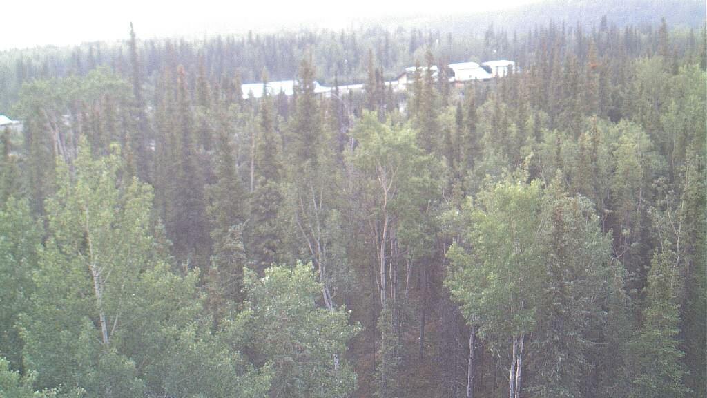 Webcam McKinley Park: Denali − Railroad Depot