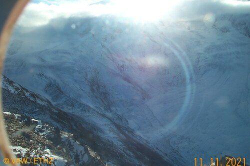 Zermatt: Gornergletscher