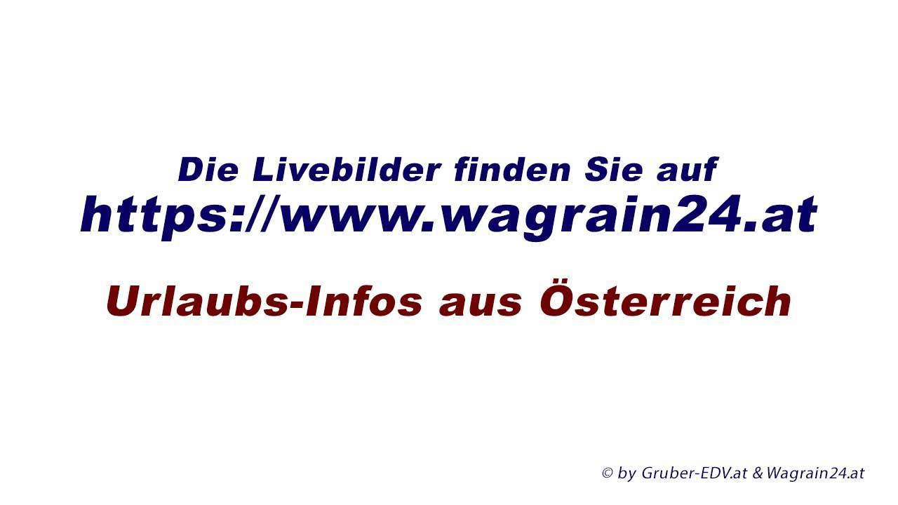 Webcam Wagrain: Ortspanorama