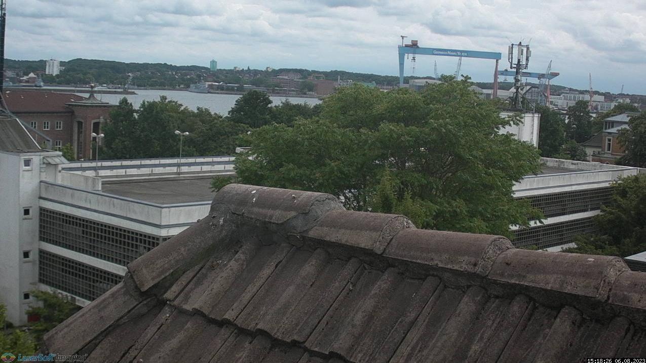 Webcam Kiel: 54.335447,10.150246
