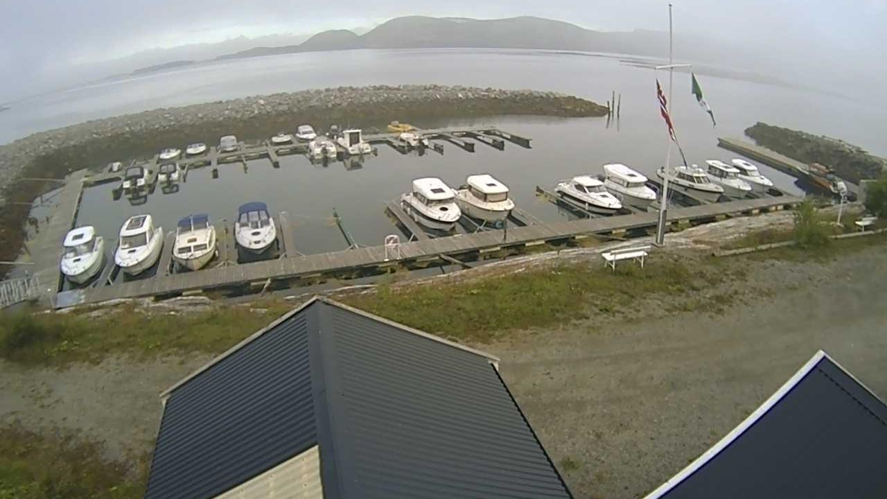 Webkamera Eidem: Hesthagan Marina
