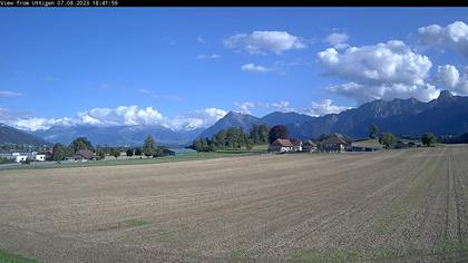 Uttigen › Süd-Ost: Bern - Berner Oberland