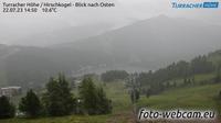Stadl-Predlitz: Turracher H�he - Hirschkogel - Blick nach Osten - Recent