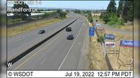 Vancouver > West: SR  at MP .: Blanford Dr - Actuelle