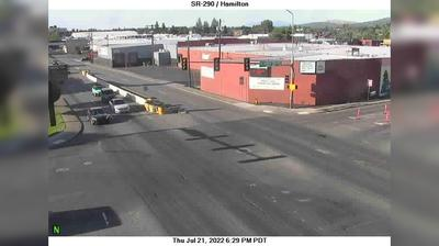 Thumbnail of Spokane webcam at 8:14, Jun 18