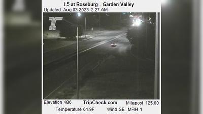 Vignette de Roseburg webcam à 9:03, oct. 27