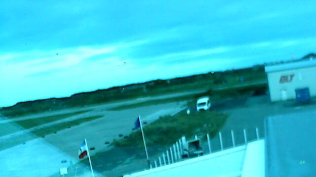 webcam Heligoland Airport
